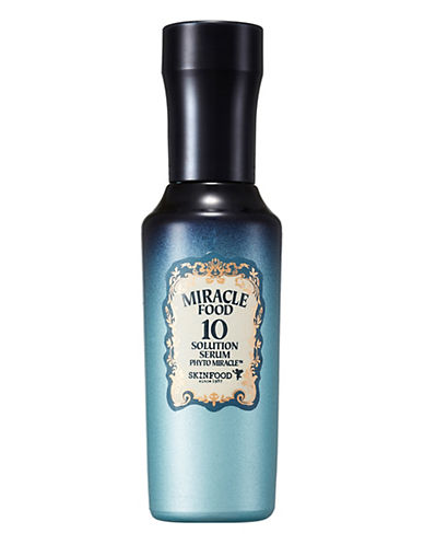 Skin Food Miracle Food 10 Solution Serum-NO COLOUR-60 ml