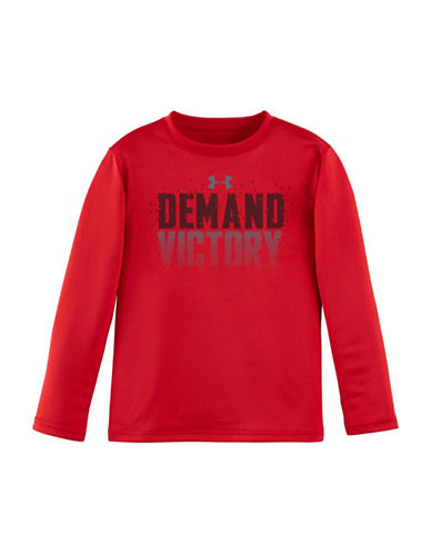 Under Armour Demand Victory T-Shirt-RED-5 88675310_RED_5