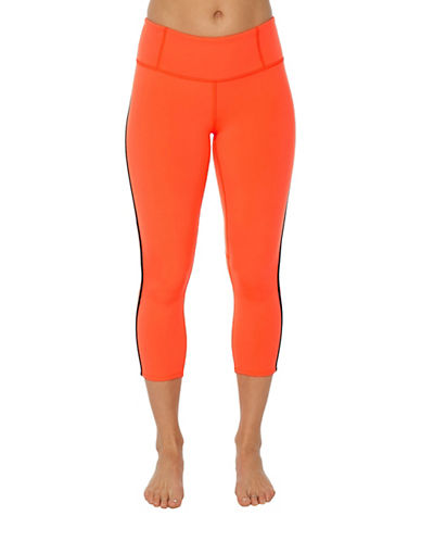 Body Glove Forecast Surf Capri Pants-ORANGE-X-Small