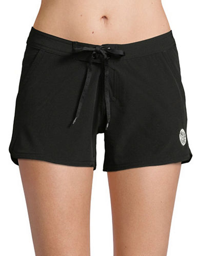 Body Glove Beach Vapor Boardshorts-BLACK-Medium