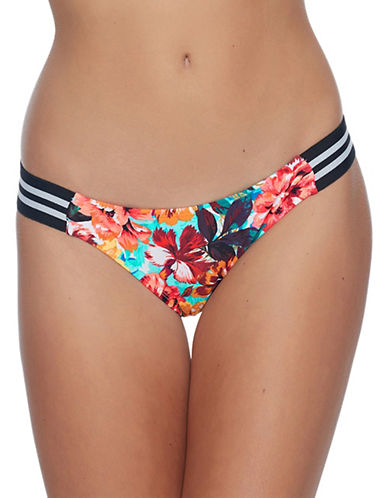 Body Glove Surf Rider Bikini Bottom-MULTICOLORED-X-Large
