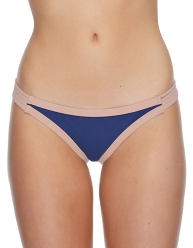 Body Glove Seaway Flirty Surf Rider Bikini Bottom-MIDNIGHT-Large