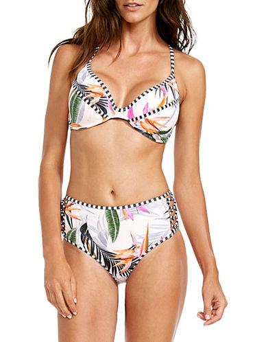 Body Glove Solo D-Cup Underwire Bikini Top-PEARL-D