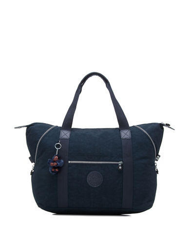 Kipling Art M Tote-BLUE-One Size