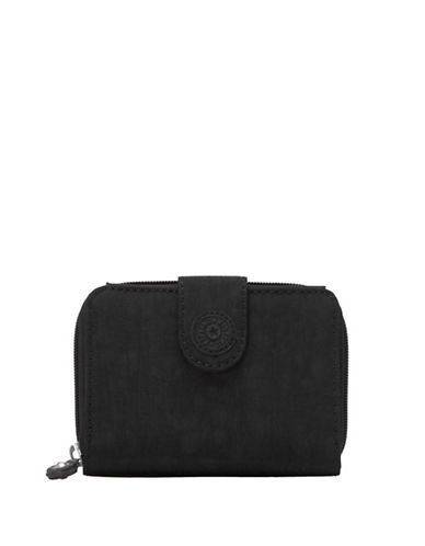 Kipling New Money Wallet-BLACK-One Size