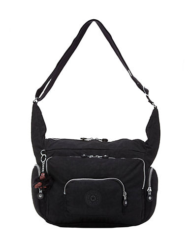 Kipling Europa Shoulder-BLACK-One Size