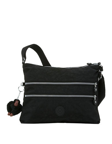Kipling Alvar Crossbody-BLACK-One Size