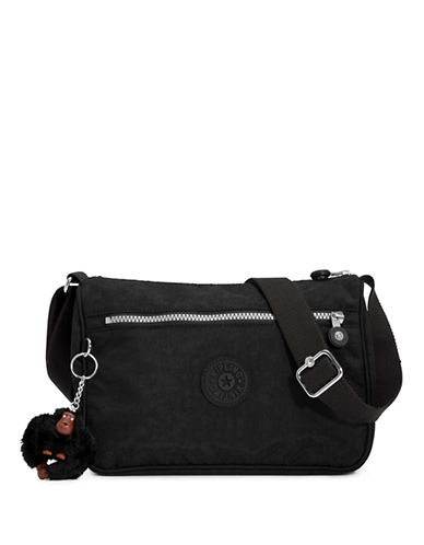 Kipling Callie Crossbody-BLACK-One Size