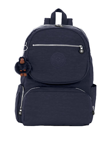 Kipling Dawson Nylon Backpack-TRUE BLUE-One Size