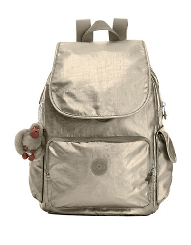 Kipling Ravier Backpack-GREY-One Size