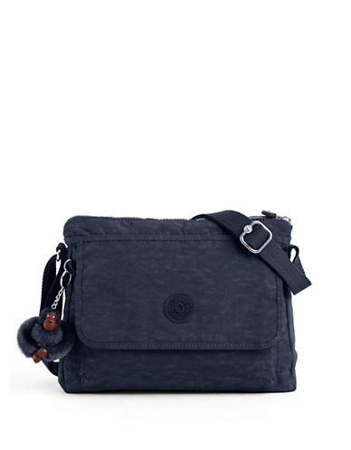 Kipling Aisling Top Zip Crossbody-TRUE BLUE-One Size