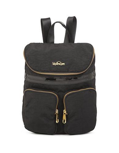 Kipling Carter Backpack-BLACK-One Size