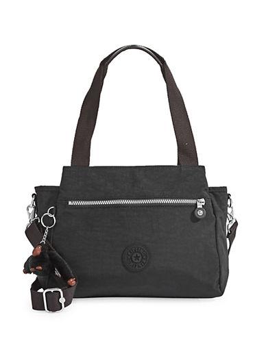 Kipling Elysia Shoulder Bag-BLACK-One Size