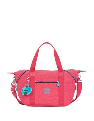 Kipling Art U Tote Bag-PINK-One Size