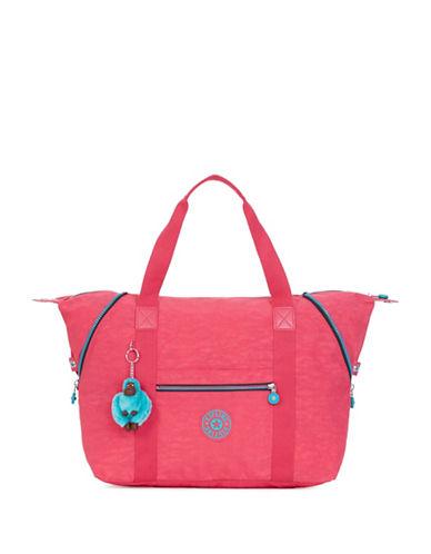 Kipling Art M Adjustable Tote Bag-PINK-One Size