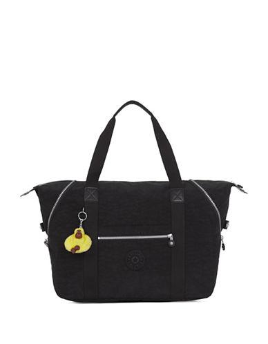 Kipling Art M Adjustable Tote Bag-BLACK-One Size