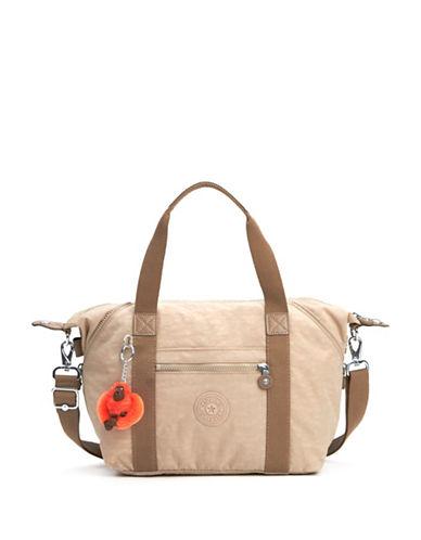 Kipling Art M Adjustable Tote Bag-SANDCASTLE-One Size