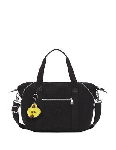 Kipling Art U Tote Bag-BLACK-One Size