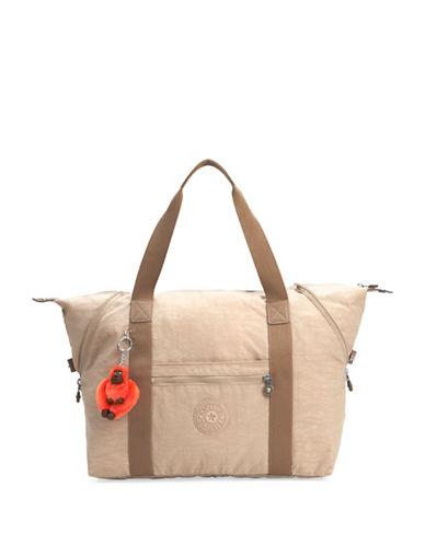 Kipling Art U Tote Bag-SANDCASTLE-One Size