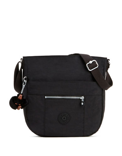 Kipling Bailey Shoulder Bag-BLACK-One Size