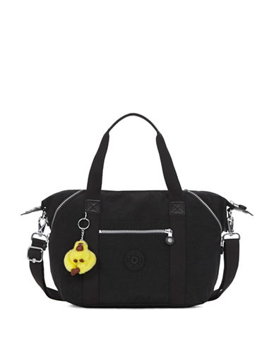 Kipling Art Solid Convertible Tote-BLACK-One Size 89002287_BLACK_One Size