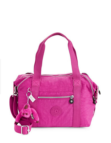 Kipling Art U Shoulder Bag-PINK-One Size