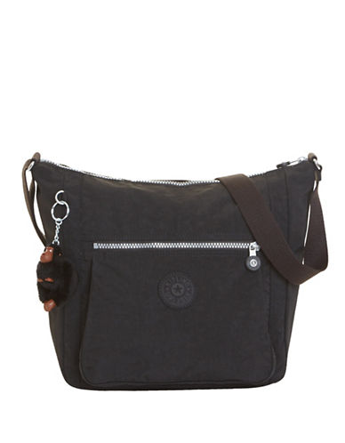 Kipling Bethel Shoulder Bag-BLACK-One Size