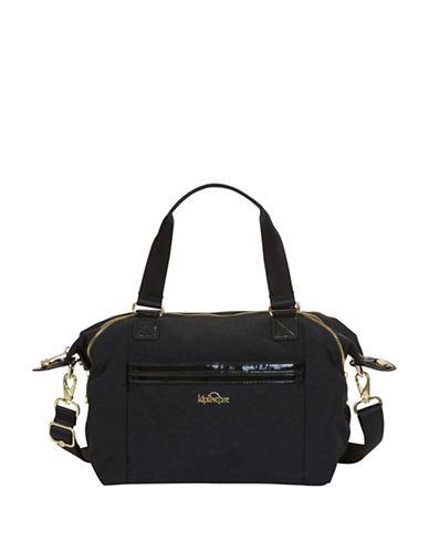 Kipling Art Crossbody Bag-BLACK-One Size