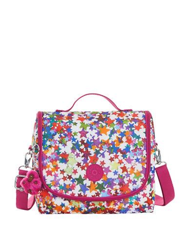 Kipling Kichirou Lunch Bag-PINK-One Size