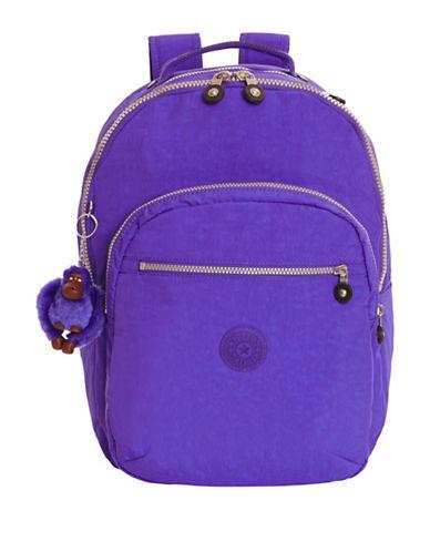 Kipling Seoul Backpack-PURPLE-One Size