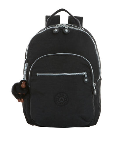 Kipling Seoul Backpack-BLACK-One Size