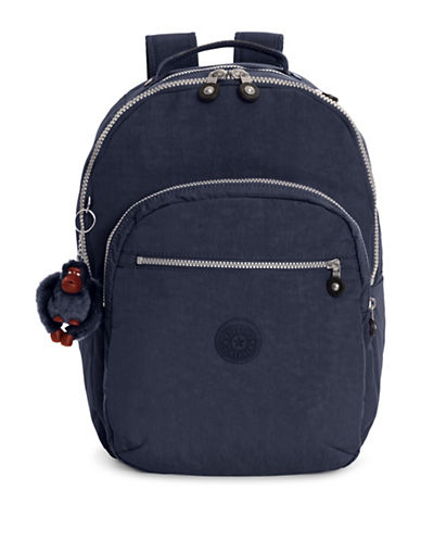 Kipling Seoul Backpack-TRUE BLUE-One Size