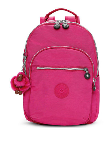 Kipling Seoul Backpack-BERRY-One Size