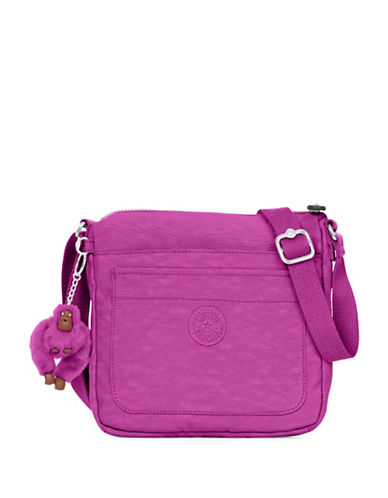 Kipling Sebastian Crossbody Bag-PURPLE-One Size
