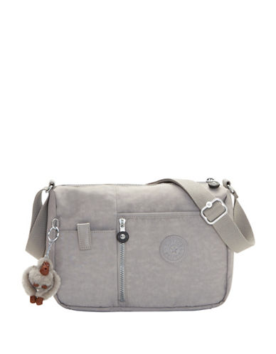 Kipling Dusha Nylon Crossbody Bag-SLATE-One Size