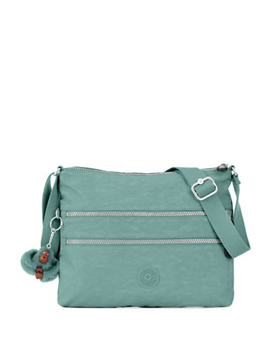 Kipling Alvar Crossbody-SEA GREEN-One Size