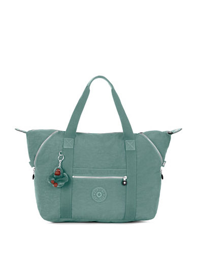 Kipling Art M Tote-GREEN-One Size
