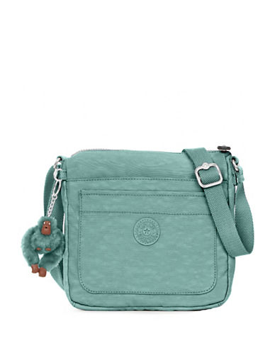 Kipling Sebastian Crossbody Bag-SEA GREEN-One Size