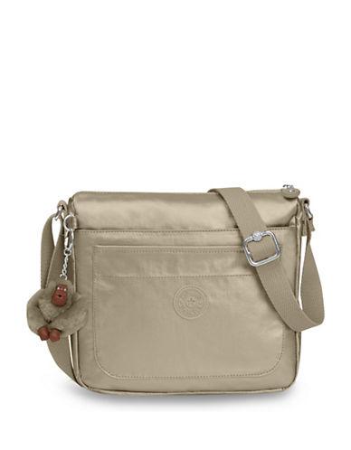 Kipling Sebastian Shoulder Bag-PEWTER-One Size
