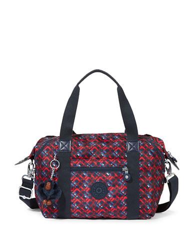 Kipling Art U Handbag-GREY-One Size