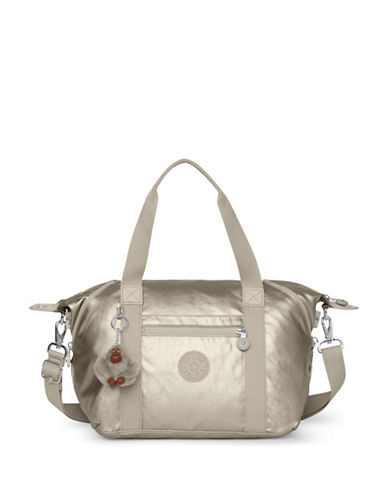 Kipling Art U Handbag-GREY-One Size