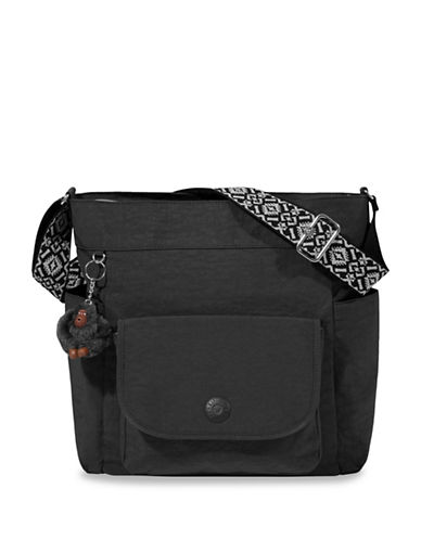 Kipling Nyrie Hobo Bag-BLACK-One Size