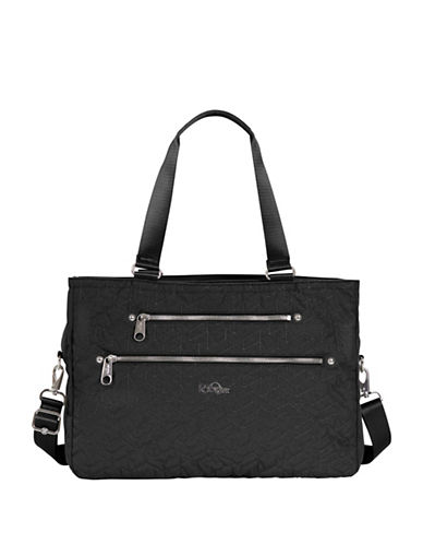 Kipling Juliana Tote-BLACK-One Size
