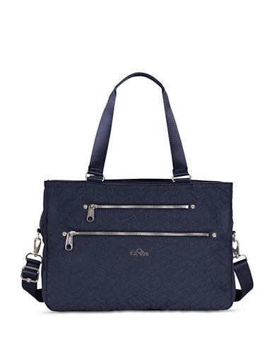 Kipling Juliana Tote-BLUE-One Size