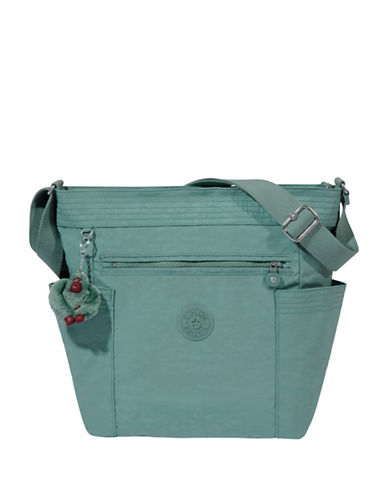 Kipling Melvin Hobo Bag-GREEN-One Size