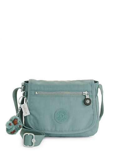 Kipling Sabian U Crossbody-GREEN-One Size