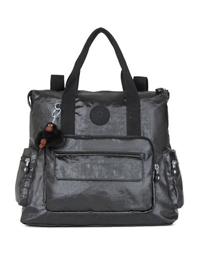 Kipling Alvy Convertible Tote-BLACK-One Size 89678569_BLACK_One Size