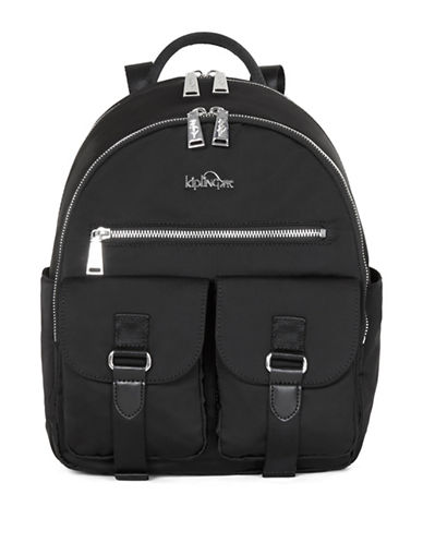 Kipling Amory Backpack-BLACK-One Size