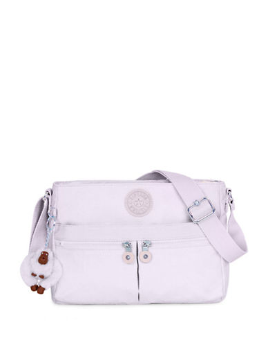 Kipling Angie Crossbody Bag-WHITE-One Size