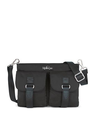 Kipling Tessa Crossbody Bag-BLACK-One Size
